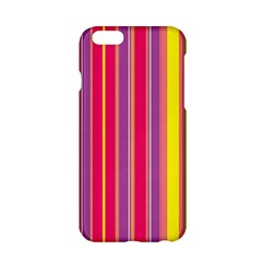 Stripes Colorful Background Apple iPhone 6/6S Hardshell Case