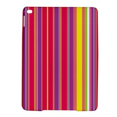 Stripes Colorful Background iPad Air 2 Hardshell Cases