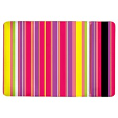 Stripes Colorful Background iPad Air 2 Flip
