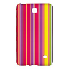 Stripes Colorful Background Samsung Galaxy Tab 4 (8 ) Hardshell Case