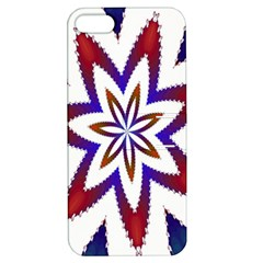 Fractal Flower Apple iPhone 5 Hardshell Case with Stand