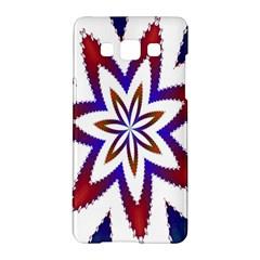 Fractal Flower Samsung Galaxy A5 Hardshell Case