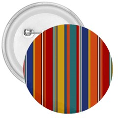 Stripes Background Colorful 3  Buttons