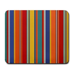 Stripes Background Colorful Large Mousepads