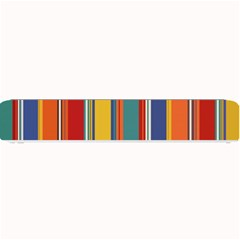 Stripes Background Colorful Small Bar Mats