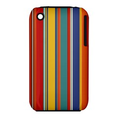 Stripes Background Colorful iPhone 3S/3GS