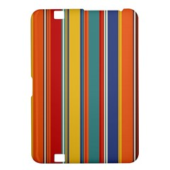 Stripes Background Colorful Kindle Fire HD 8.9