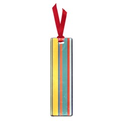 Stripes Background Colorful Small Book Marks
