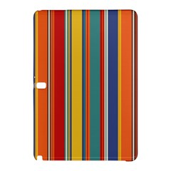 Stripes Background Colorful Samsung Galaxy Tab Pro 10.1 Hardshell Case
