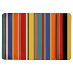 Stripes Background Colorful iPad Air 2 Flip