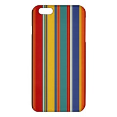 Stripes Background Colorful iPhone 6 Plus/6S Plus TPU Case