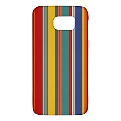 Stripes Background Colorful Galaxy S6