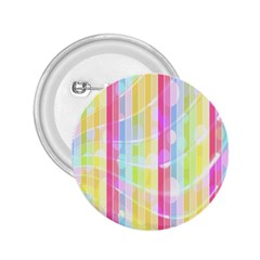 Abstract Stripes Colorful Background 2.25  Buttons