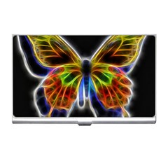 Fractal Butterfly Business Card Holders