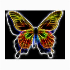 Fractal Butterfly Small Glasses Cloth