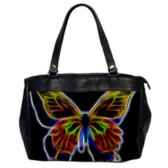 Fractal Butterfly Office Handbags