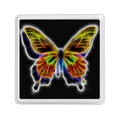 Fractal Butterfly Memory Card Reader (square)