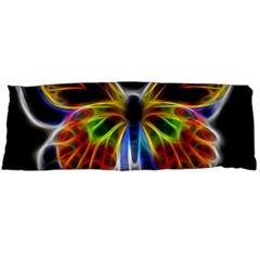 Fractal Butterfly Body Pillow Case (Dakimakura)