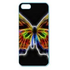 Fractal Butterfly Apple Seamless iPhone 5 Case (Color)