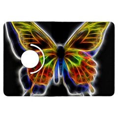 Fractal Butterfly Kindle Fire Hdx Flip 360 Case