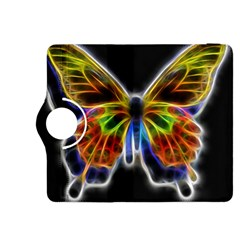Fractal Butterfly Kindle Fire HDX 8.9  Flip 360 Case