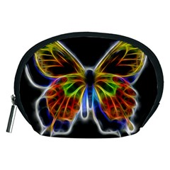 Fractal Butterfly Accessory Pouches (Medium)