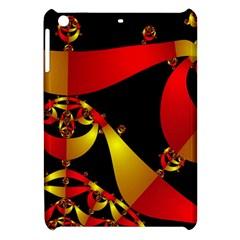 Fractal Ribbons Apple iPad Mini Hardshell Case