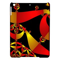 Fractal Ribbons iPad Air Hardshell Cases