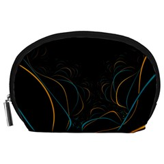 Fractal Lines Accessory Pouches (Large)