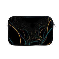 Fractal Lines Apple Macbook Pro 13  Zipper Case