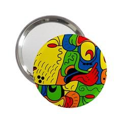 Mexico 2.25  Handbag Mirrors