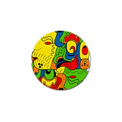 Mexico Golf Ball Marker (10 pack)