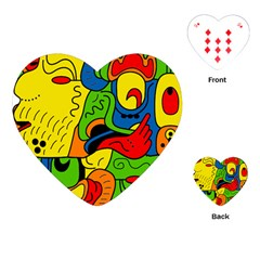 Mexico Playing Cards (Heart)