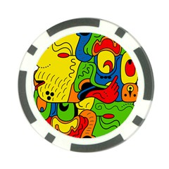 Mexico Poker Chip Card Guard