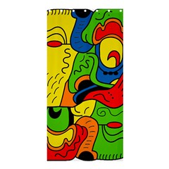 Mexico Shower Curtain 36  x 72  (Stall)