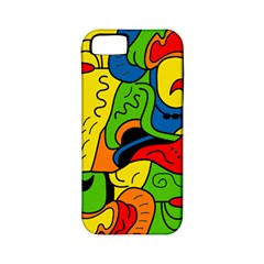 Mexico Apple iPhone 5 Classic Hardshell Case (PC+Silicone)
