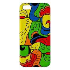Mexico iPhone 5S/ SE Premium Hardshell Case