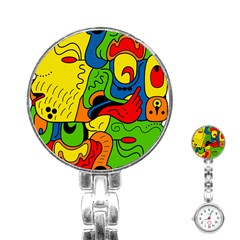 Mexico Stainless Steel Nurses Watch