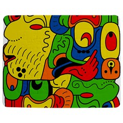 Mexico Jigsaw Puzzle Photo Stand (Rectangular)