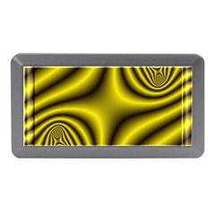 Yellow Fractal Memory Card Reader (Mini)