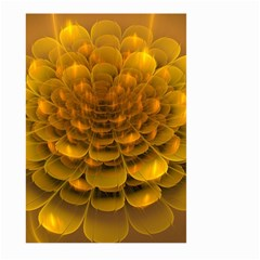 Yellow Flower Large Garden Flag (Two Sides)