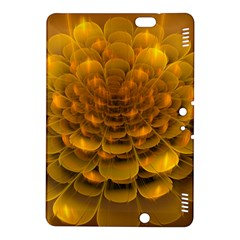 Yellow Flower Kindle Fire HDX 8.9  Hardshell Case