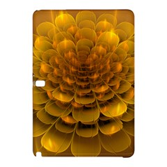 Yellow Flower Samsung Galaxy Tab Pro 12.2 Hardshell Case