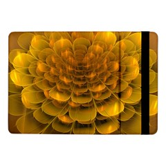 Yellow Flower Samsung Galaxy Tab Pro 10.1  Flip Case
