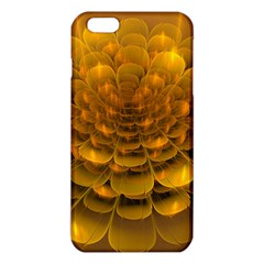 Yellow Flower iPhone 6 Plus/6S Plus TPU Case