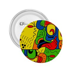 Mexico 2.25  Buttons