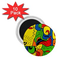 Mexico 1.75  Magnets (10 pack)