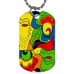 Mexico Dog Tag (Two Sides)