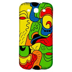 Mexico Samsung Galaxy S3 S III Classic Hardshell Back Case