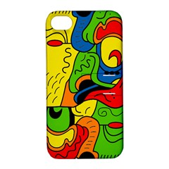 Mexico Apple iPhone 4/4S Hardshell Case with Stand